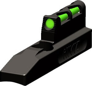HIVIZ LITEWAVE SIGHT SET FOR RUGER 10/22 – GunStuff TV