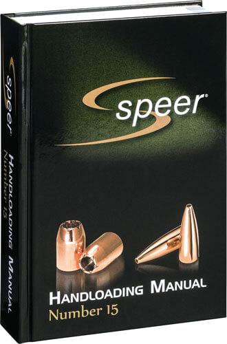 RCBS SPEER RELOADING MANUAL 15