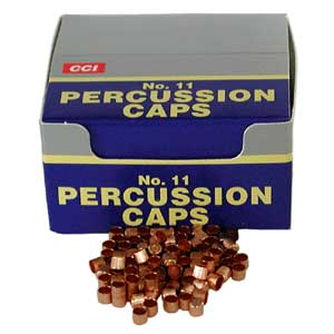Percussion Caps